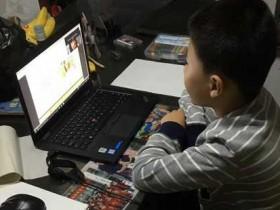 网上教育孩子学英语好不好?